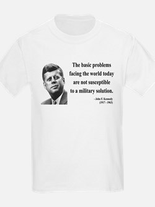 John F. Kennedy 7 T-Shirt