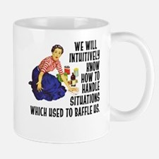 We Will Intuitively Know... Mugs
