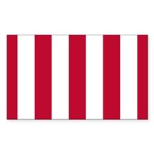 Sons Of Liberty Vertical Stripes Flag Decal