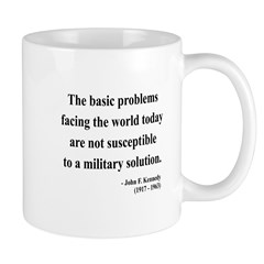 John F. Kennedy 7 Mug