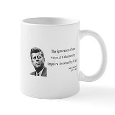 John F. Kennedy 8 Mug