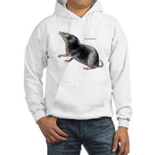 Short-Tailed Shrew (Front) Hoodie