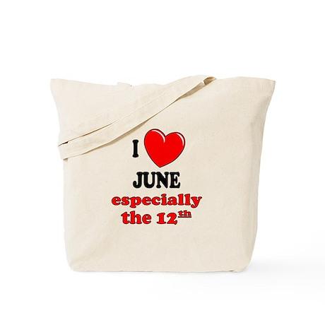 June 12th Tote Bag