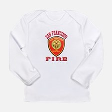 San Francisco Fire Department Long Sleeve T-Shirt