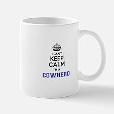 COWHERD I cant keeep calm Mugs