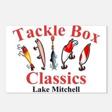 Tackle Box Classics Postcards (Package of 8)