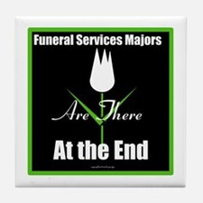 Funeral Services Majors are There at the End Tile