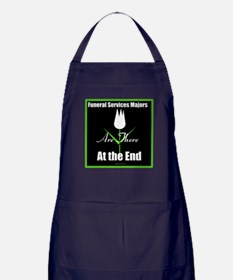 Funeral Services Majors are There at the End Apron