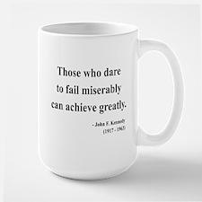 John F. Kennedy 9 Large Mug