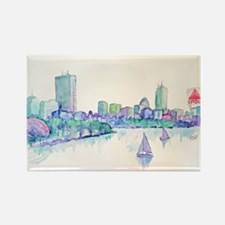 Boston Skyline Magnets
