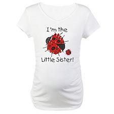 Little Sister Ladybug Shirt
