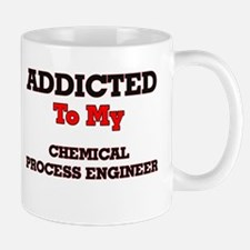 Addicted to my Chemical Process Engineer Mugs
