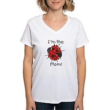 I'm the Mom Ladybug Shirt
