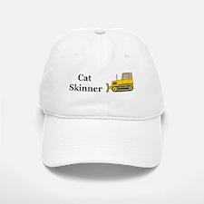 Cat Skinner Baseball Baseball Cap
