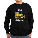 Cat Skinner Sweatshirt (dark)