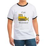 Cat Skinner Ringer T