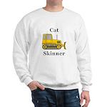 Cat Skinner Sweatshirt