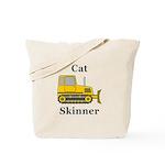 Cat Skinner Tote Bag