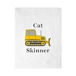 Cat Skinner Twin Duvet