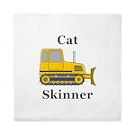 Cat Skinner Queen Duvet