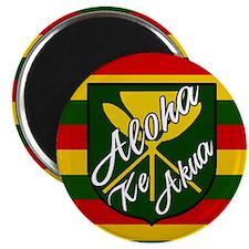 Aloha Ke Akua Magnet