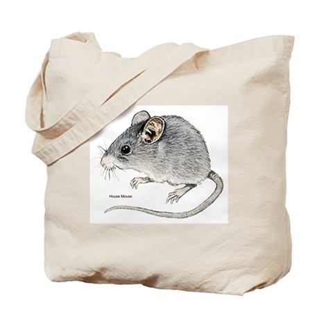 Mouse Rodent Tote Bag
