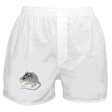 Mouse Rodent Boxer Shorts