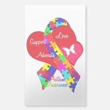 Autism Ribbon Decal