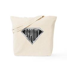 SuperDeputy(metal) Tote Bag