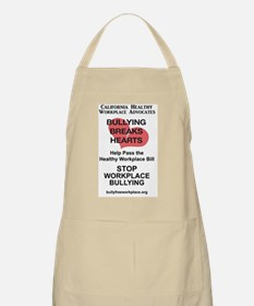 Unique Bullying workplace Apron