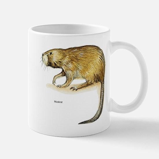 Muskrat Rodent Mug