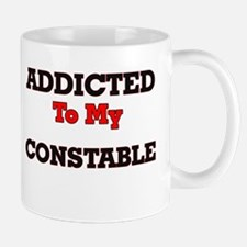 Addicted to my Constable Mugs