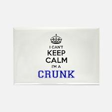 CRUNK I cant keeep calm Magnets