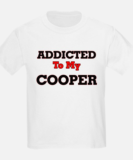 Addicted to my Cooper T-Shirt