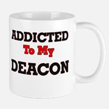 Addicted to my Deacon Mugs