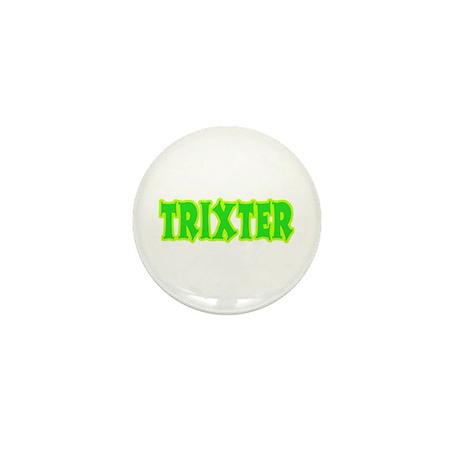 Trixter Halloween Humor Mini Button (10 pack)