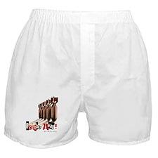 Bomb's Away! Boxer Shorts