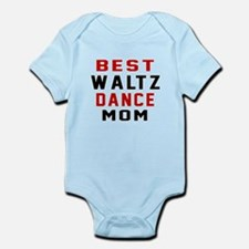 Waltz Dance Mom Designs Infant Bodysuit