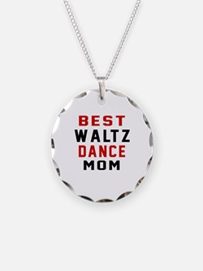 Waltz Dance Mom Designs Necklace