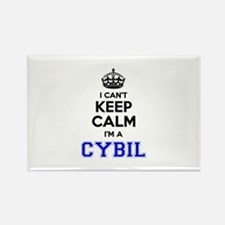 Cybil I cant keeep calm Magnets