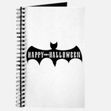 Halloween Bat Journal