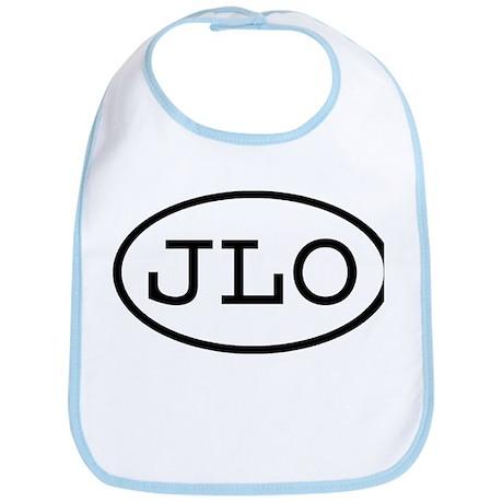 JLO Oval Bib