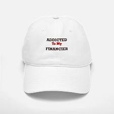 Addicted to my Financier Baseball Baseball Cap