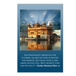 Golden Temple Postcards (Package of 8)