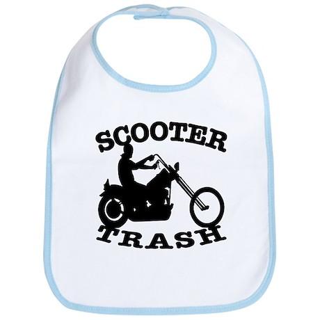 Scooter Trash Bib