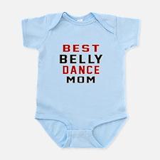 Belly dance Dance Mom Designs Infant Bodysuit