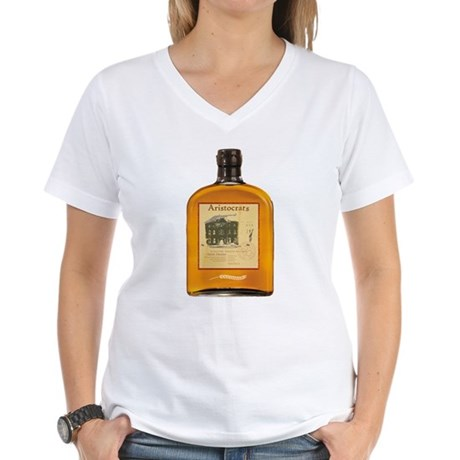 Aristocrats Women's V-Neck T-Shirt