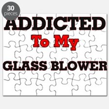 Addicted to my Glass Blower Puzzle