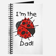 Ladybug I'm the Dad Journal