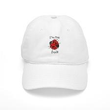 Ladybug I'm the Dad Baseball Cap